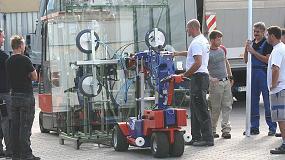 Foto de Spain Crane estará presente en Glasstec, la feria mas importante del sector del vidrio