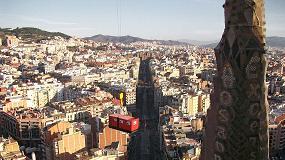 Foto de Grupos electrógenos Himoinsa en la monumental Sagrada Familia de Barcelona