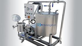 Foto de Betelgeux presenta B-TNK 4.8, su equipo innovador para la limpieza de fermentadores