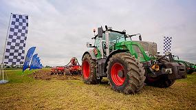 Foto de Trelleborg Road Show y Fendt 1000 Vario Tour, unidos para incrementar la productividad agrícola