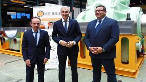 Picture of Aimen y W�rtsil� Ib�rica S.A. se al�an para innovar en el dise�o y fabricaci�n de componentes navales