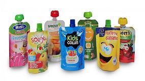 Foto de Nuevas tecnolog�as de envasado aplicadas a bebidas, pur� de frutas y yogurt
