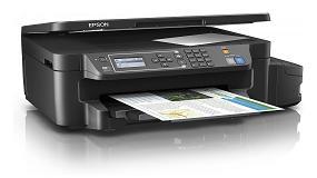 Foto de Epson lanza el modelo ET-3600, añadiendo impresión a doble cara a su impresora sin cartuchos 3-en-1