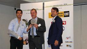 Foto de Arden Equipment, ganador del Premio de Demolición 2016 al mejor producto por su sistema de pulverización Arden Jet