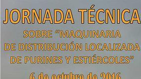 Picture of El MAGRAMA convoca una Jornada T�cnica sobre Maquinaria de Distribuci�n Localizada de purines y esti�rcoles en Tauste (Zaragoza)