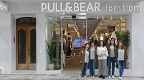 Picture of Pull&Bear inaugura en Ferrol su primera tienda �for&from' de integraci�n de personas con discapacidad