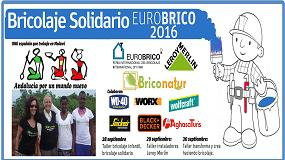 Foto de Bricolaje Solidario y talleres para instaladores, en el programa de actividades de Eurobrico