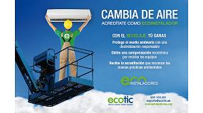 Picture of Ecoinstaladores sigue sumando instaladores comprometidos con el reciclaje y el medio ambiente