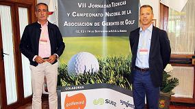Foto de ICL y Syngenta muestran a los gerentes de golf cómo ahorrar costes utilizando fertilizantes de liberación controlada y el regulador de crecimiento Primo Maxx