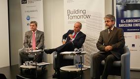 Foto de El ITeC presenta en Madrid las conclusiones del informe Euroconstruct de verano