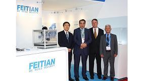 Picture of La espa�ola V�ntegris Tech y la china Feitian Technologies se unen para comercializar conjuntamente sus tecnolog�as