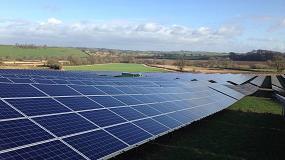 Foto de OPDE inicia la construcci�n de una nueva planta fotovoltaica de 5 MW de potencia en Inglaterra