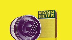 Foto de MANN+HUMMEL lanza un innovador filtro de combustible con un rendimiento de filtración mejorado