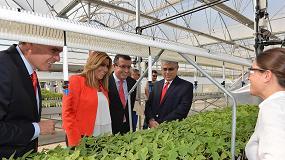 Picture of DuPont Pioneer inaugura en Sevilla un centro �nico de investigaci�n multicultivo