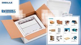 Foto de Disset Odiseo lanza una nueva l�nea de producto especializada en el dise�o y producci�n de embalaje