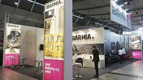 Foto de Ibarmia expone en AMB Stuttgart de la mano de su filial germana