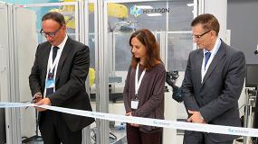 Foto de Hexagon inaugura sus nuevas instalaciones en Getafe