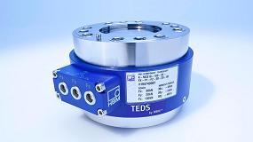 Foto de Nuevo sensor multicomponente para medidas 3D de fuerza y par