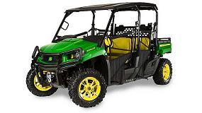 Picture of La familia de veh�culos multiuso John Deere Gator proporciona transporte y potencia para cubrir las necesidades de los clientes
