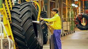 Foto de La fábrica Michelin de Valladolid se consolida como referente de calidad