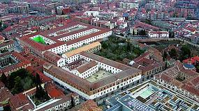 Foto de Onduline participa en la rehabilitación de los antiguos Cuarteles de Lepanto