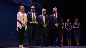 Foto de Feria de Zaragoza premia a Veterindustria por su colaboración