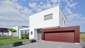 Foto de Puertas seccionales de garaje Hörmann