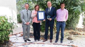 Foto de Plastipak Iberia, primera empresa de embalaje que logra el certificado Aenor de Evaluación de Personas