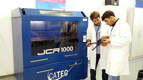 Foto de Catec y Grupo Sicnova desarrollarán soluciones tecnológicas de impresión 3D para aeronáutica