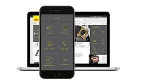 Foto de La aplicación Ifind incluye todas las soluciones online de Sandvik Coromant