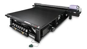 Foto de La nueva Mimaki JFX200-2531 ofrece un área de impresión ampliada y mayor productividad