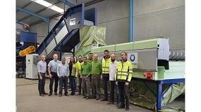 Picture of Planta Compacta para la producci�n de Combustible S�lido de Residuo a partir de RSU