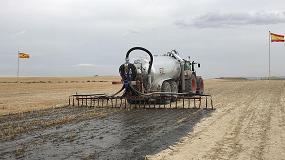 Foto de M�s de 250 agricultores y ganaderos comprueban las innovaciones en maquinaria de distribuci�n localizada de purines y esti�rcoles