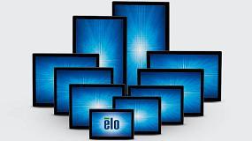 Foto de Macroservice presenta los nuevos monitores de la Serie 90 de Elo en Matelec Industry