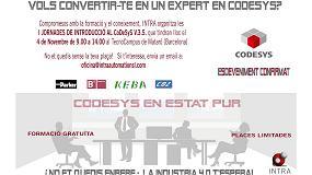Foto de Intra Automation organiza en Mataró las I Jornadas de Introducción al Codesys V.3.5