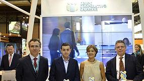 Foto de Cajamar entrega sus reconocimientos 'ADN Agro' al MAGRAMA, a Tomás García Azcárate y al cocinero Ricard Camarena