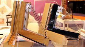 Foto de Las ventanas de madera, en Egurtek y Veteco