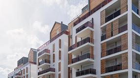 Picture of Las contraventanas correderas Ehret Nature contribuyen a la creatividad del dise�o de la fachada