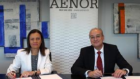 Foto de Aenor y Afec amplían su acuerdo de colaboración
