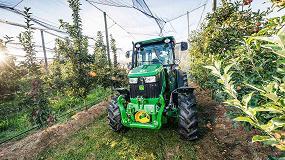 Foto de Nuevos tractores especiales John Deere Serie 5G