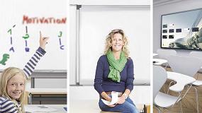 Foto de Legamaster presenta en Simo Educación lo último en displays interactivos, rotuladores rellenables y soluciones de borrado
