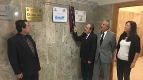 Foto de Mapei y la Politécnica de Madrid crean el Aula Universidad-Empresa Mapei