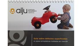 Foto de Aiju publica una guía dirigida al mercado hispano con consejos para evitar defectos en piezas moldeadas por inyección