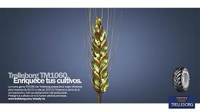 Foto de Enriquecer cultivos con la nueva campaña de Trelleborg