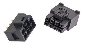 Foto de RS Components comercializa los conectores de alimentación Nano-Fit de Molex