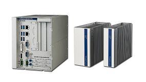 Picture of Advantech presenta nuevos modelos de ordenadores industriales de alto rendimiento