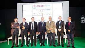 Picture of Greencities re�ne a una veintena de pa�ses para afrontar una clara apuesta global por el desarrollo de las smart cities