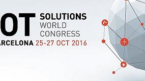 Foto de Advantech participa en el IOT Solutions World Congress