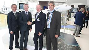 Foto de Airbus estandariza el uso de soluciones de fabricación aditiva para la cadena de suministro del A350 XWB