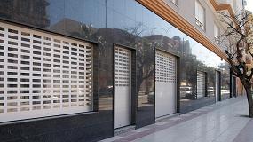 Foto de Puertas enrollables de seguridad